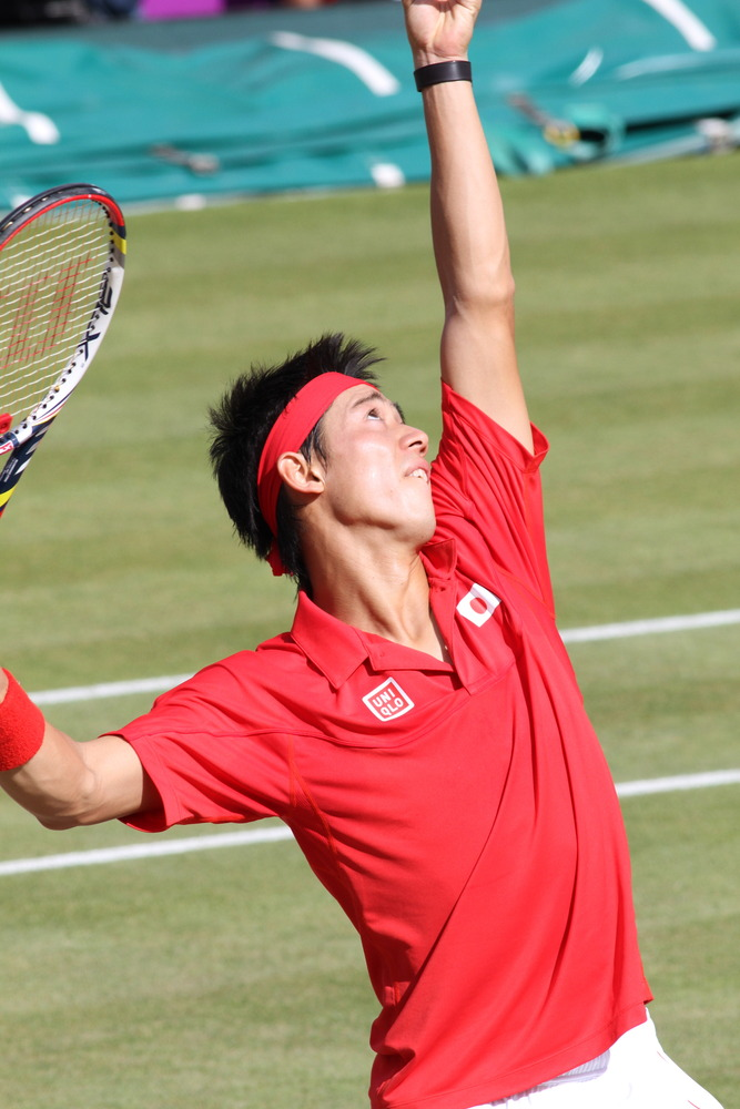 TENNIS: Nishikori vs Nishikori, portrait of an athlete's internal struggle